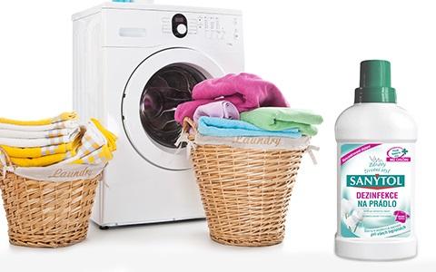 Sanytol na pranie