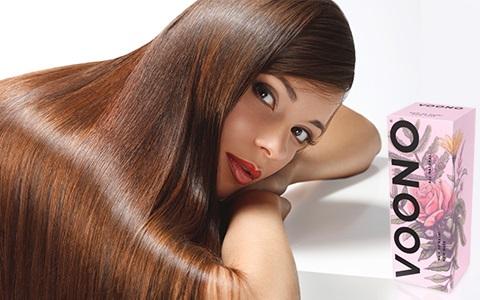 výživa vlasov