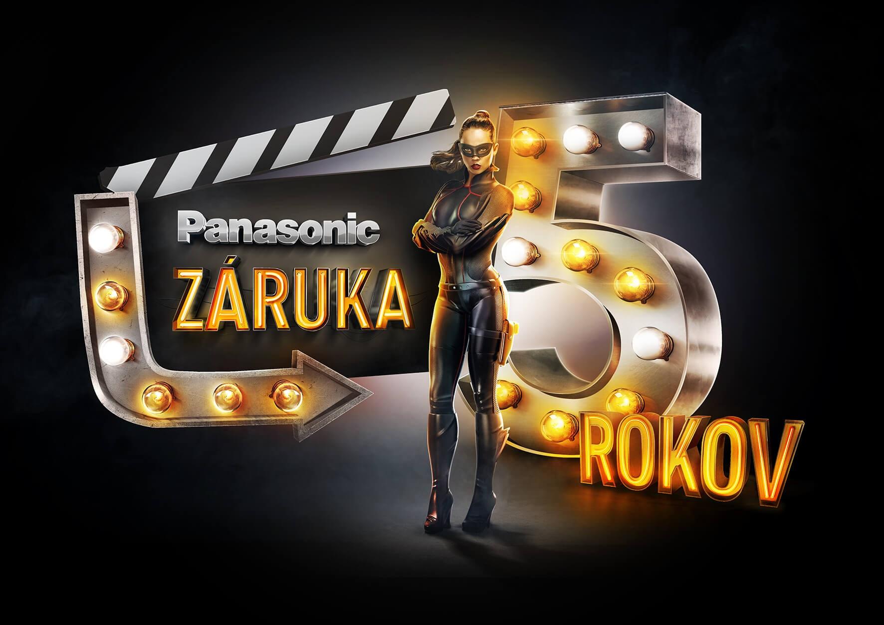 8c30abc60 5-ročná záruka na vybrané TV Panasonic   Alza.sk