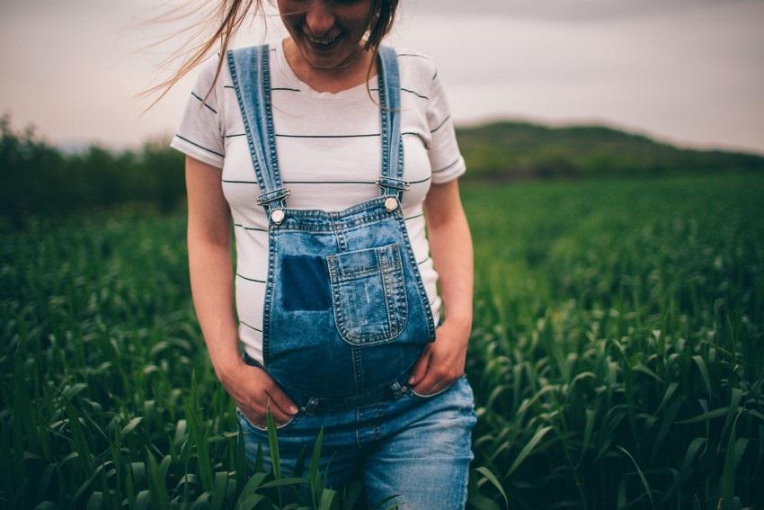 Prechádzky v tehotenstve