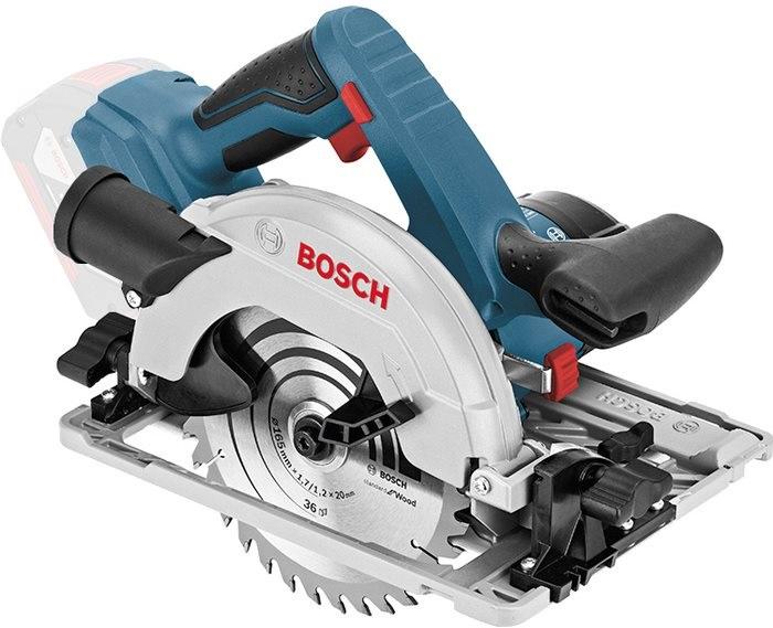 Výkonná okružná píla Bosch GKS 18 V-LI R Professional