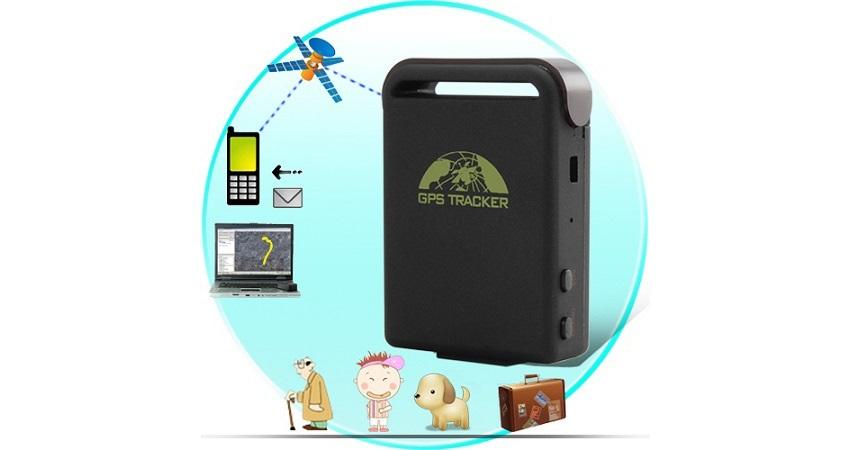 GPS tracker; funkcie