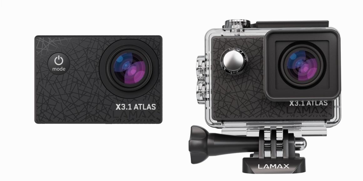 Akčná kamera Lamax X3.1 Atlas