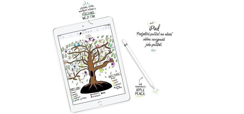 iPad 2018, Apple Pencil