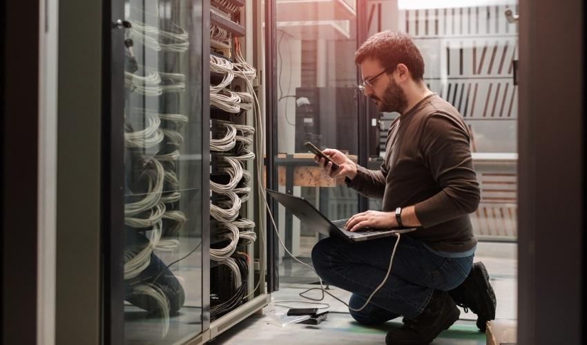RAID vo firemnom serveri