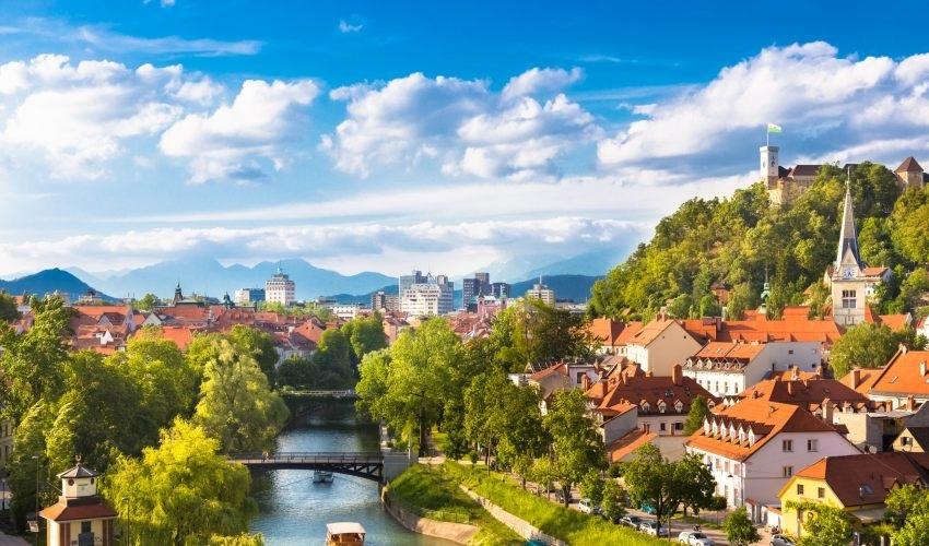 Diaľničné poplatky a mýto v Slovinsku