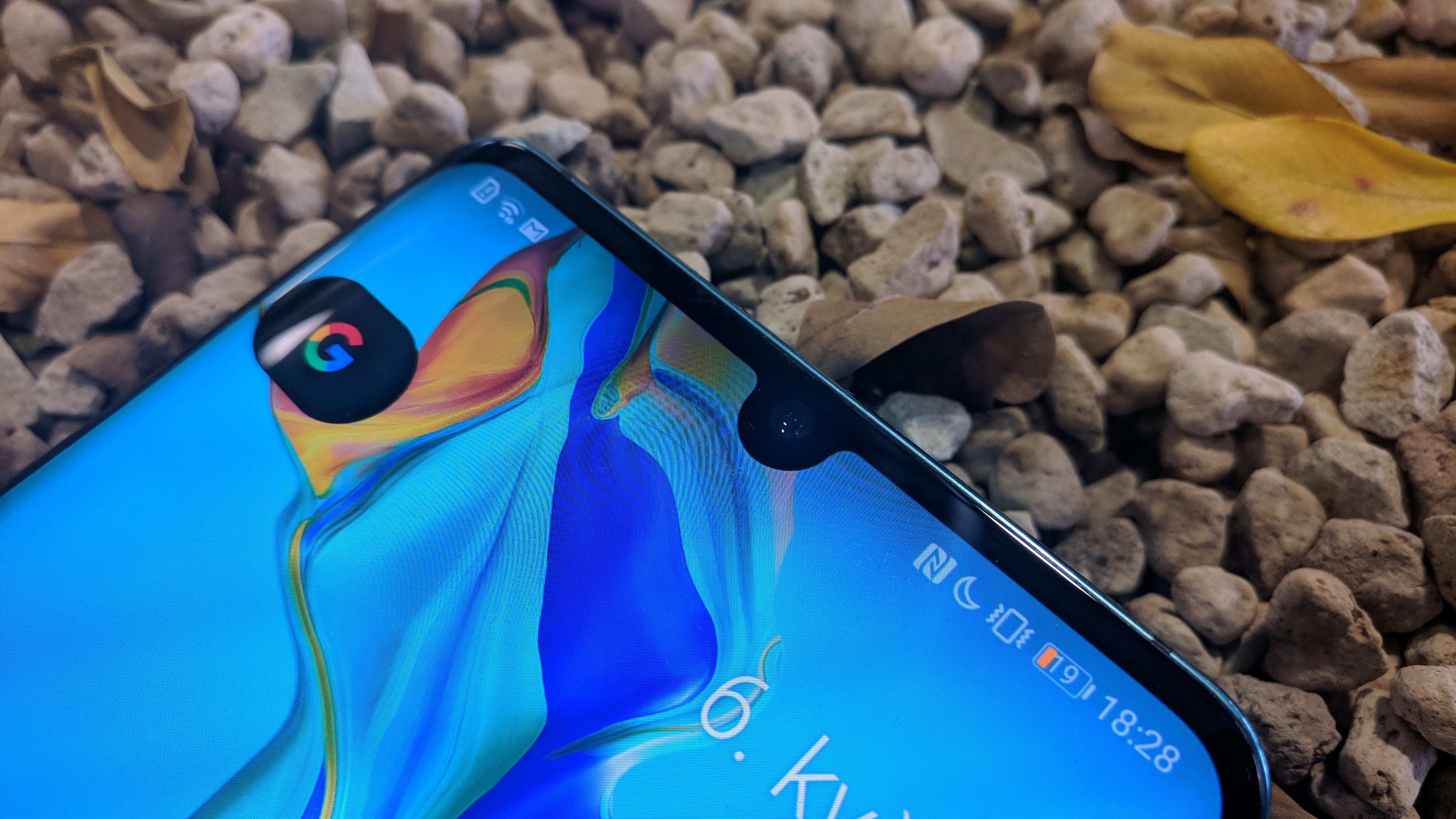 Huawei P30 Pro – displej, recenzia, dizajn, konštrukcia
