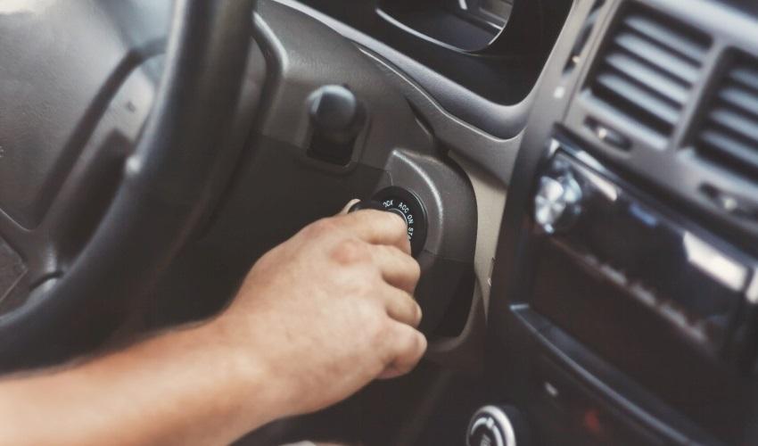 Ako kúpiť ojazdené auto – Štartovanie