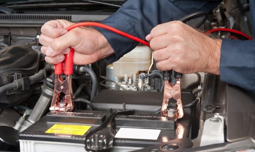 Údržba autobatérie