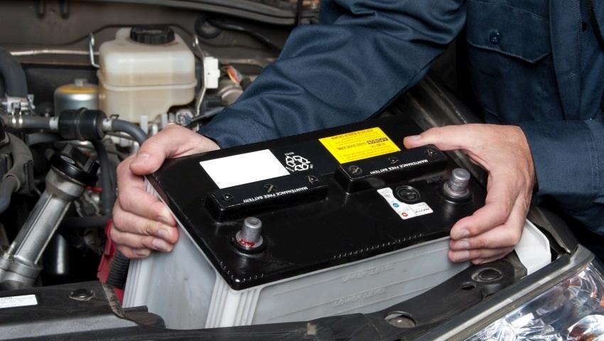 Výmena autobatérie