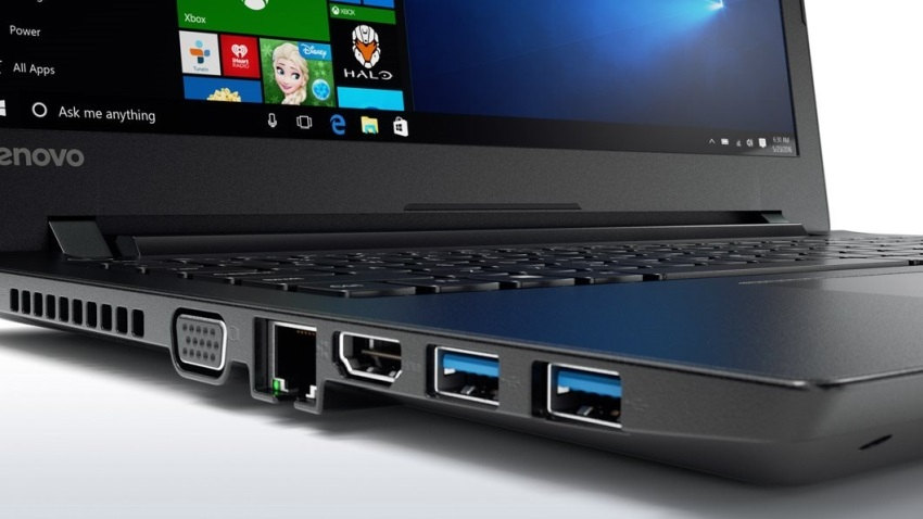 Pripojenie notebooku s televízorom – konektory
