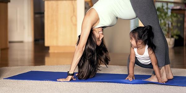 Jóga pre tehotné