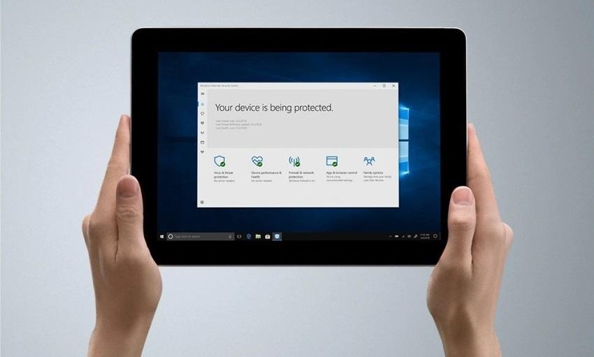 Systém Microsoft Surface GO