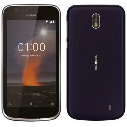 Mini telefón Nokia 1