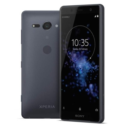 Malý mobil Sony Xperia XZ2 Compact