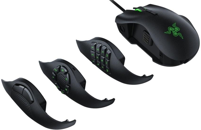 Herná myš Razer Naga Trinity