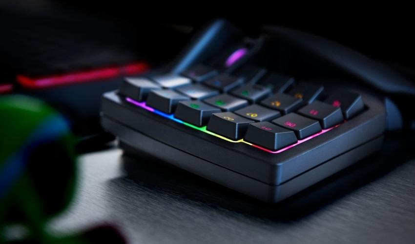 Herný keypad Razer Tartarus V2