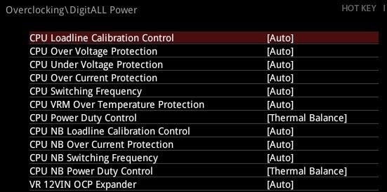 Nastavenie napájenia, MSI X470 Gaming Pro Carbon