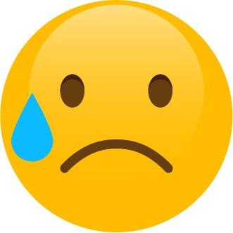Smajlík – plač