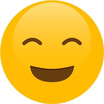 Smajlík – smiech