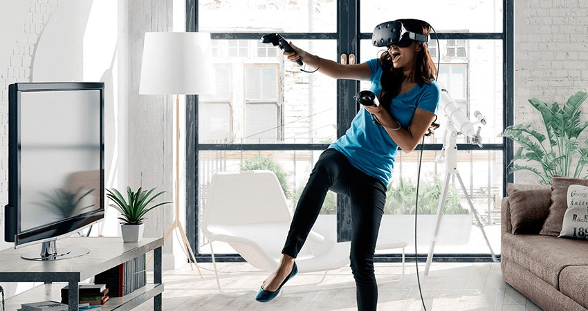 Virtuálna realita, Umelá inteligencia