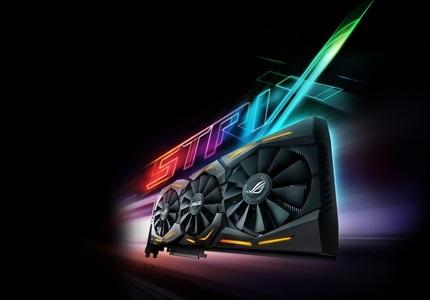 Grafická karta Asus GeForce GTX 1080 Strix