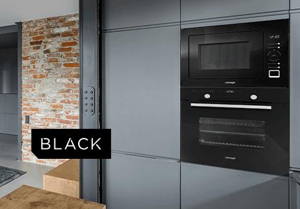 Spotrebiče Concept Black Line