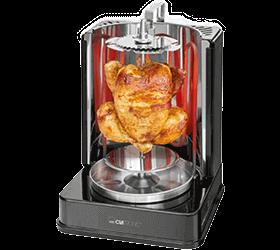 Gril elektrický na kura či gyros