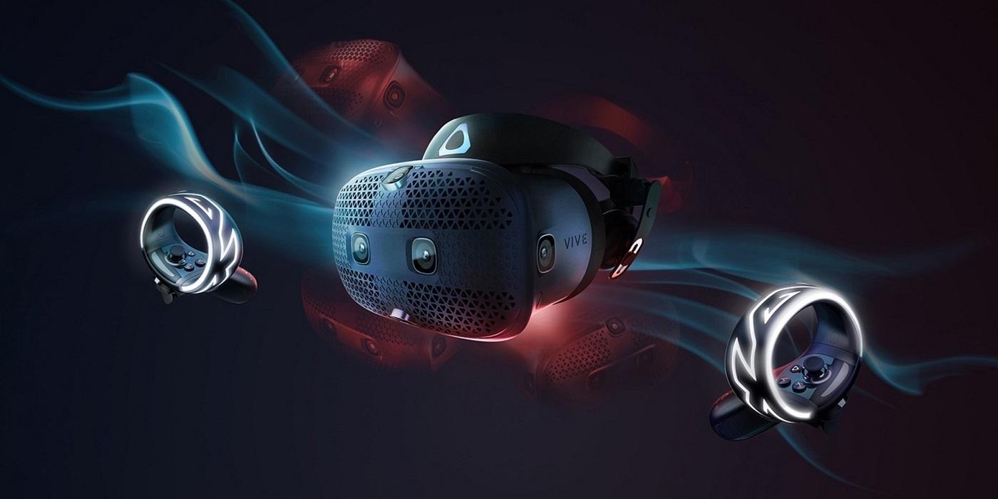 virtuálna realita; htc; vr; headset; vive
