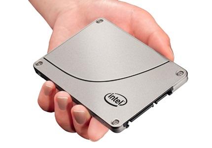 SSD disk Intel