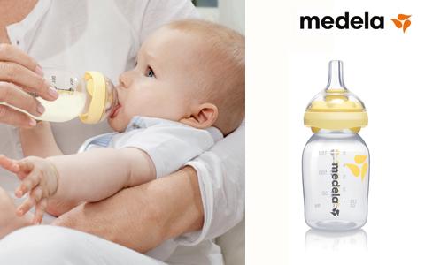 Dojčenské fľaše Medela