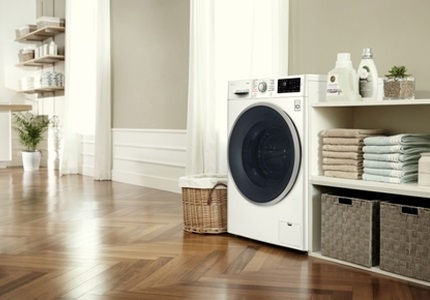 Parná práčka LG