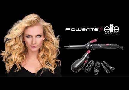 Kulmy na vlasy Rowenta Elite Model Look 9c4ca909e93