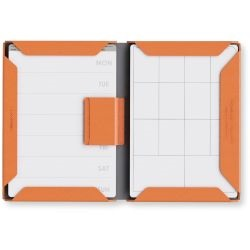 Zápisník s magnetickými svorkami