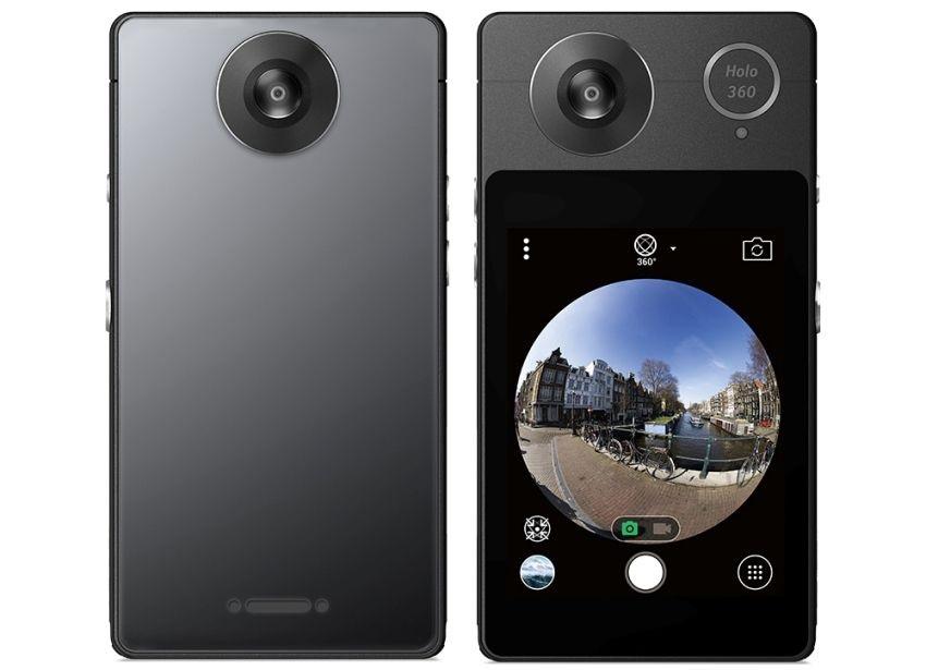Sférická kamera Acer Holo360