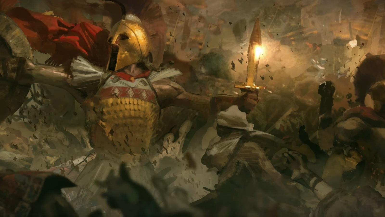Age of Empires VI; artwork: trailer