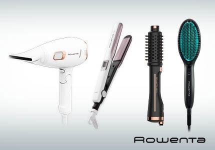 Starostlivosť o vlasy Rowenta