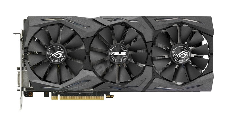 Asus Strix RX Vega56 O8G Gaming v testoch