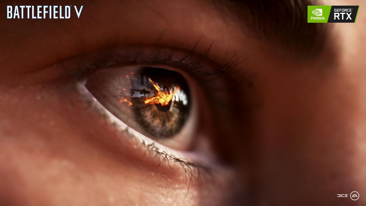 PlayStation 5; screenshot: Battlefield V – GeForce RTX