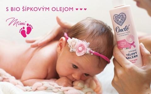 Detská kozmetika Onclé