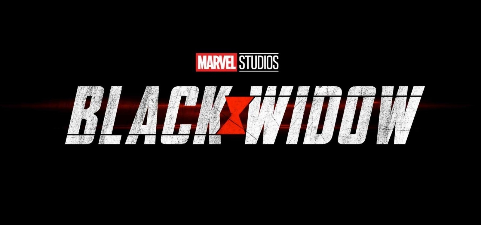 Black Widow; screenshot: logo