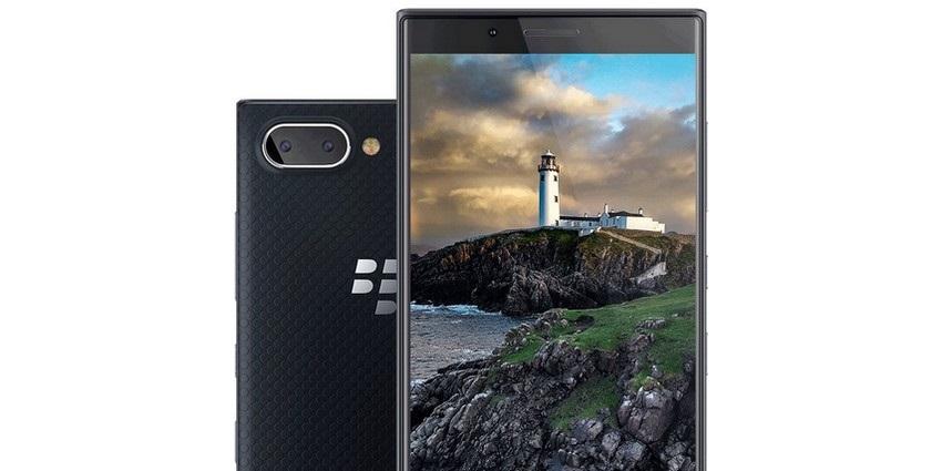 BlackBerry KEY2 LE, fotoaparát