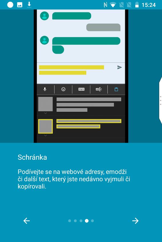 BlackBerry Key2 LE, recenzia, klávesnica