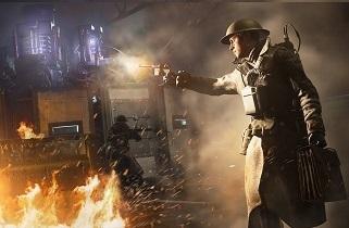 Call of Duty: WWII – Shadow War