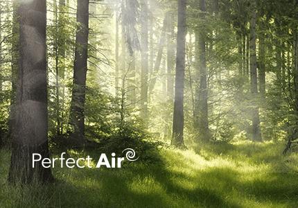 Spotrebiče Concept pre čistý vzduch