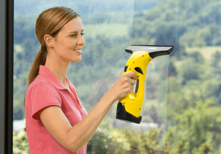 KÄRCHER čističe okien