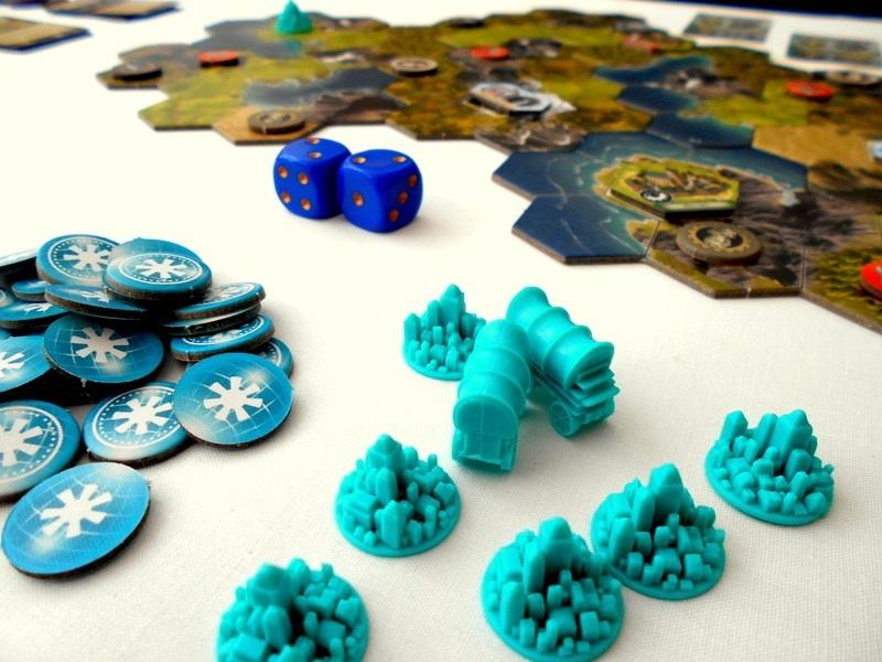Doskové hry podľa počítačových predlôh; screenshot: Civilization