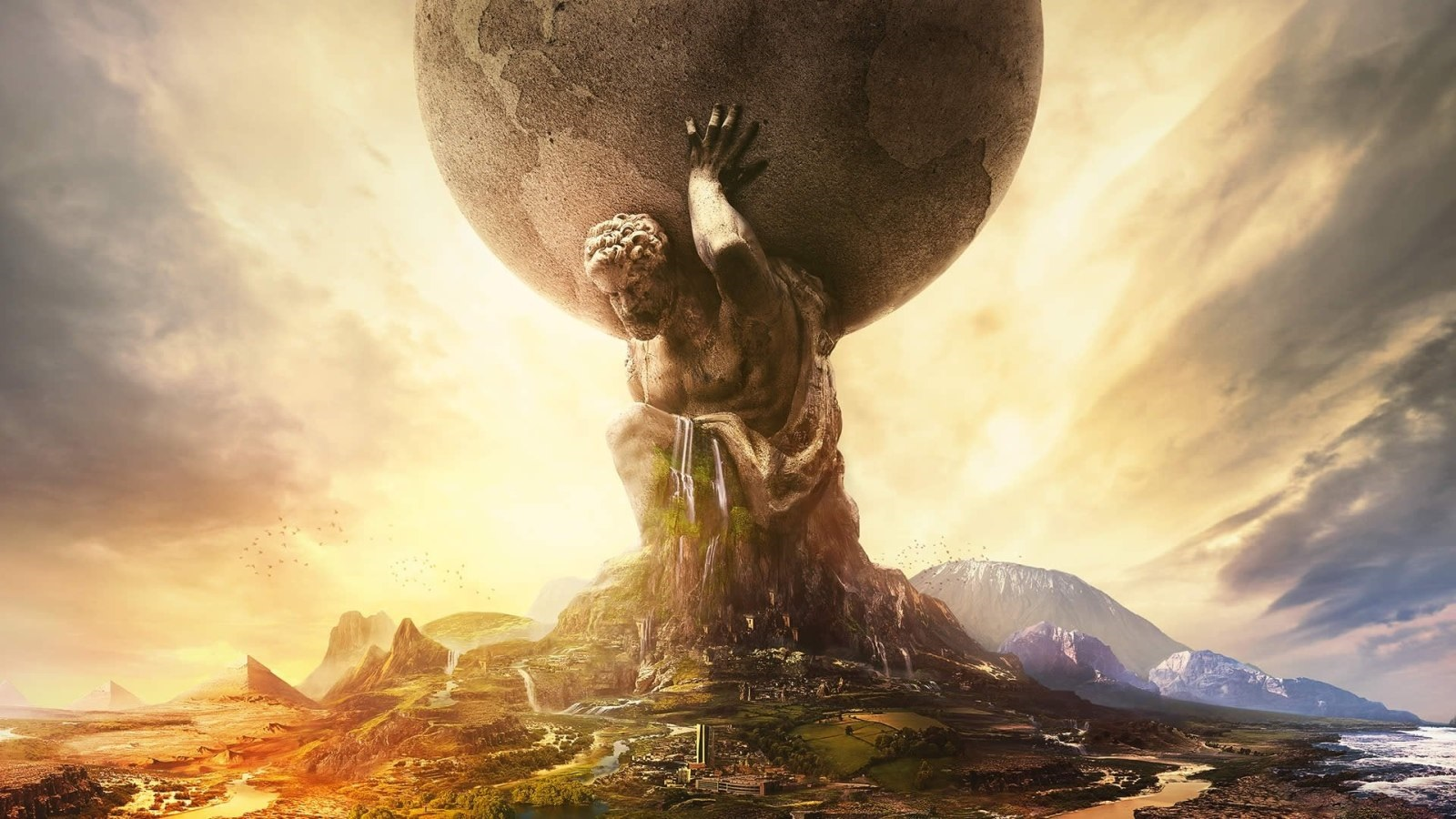 Civilization VI; wallpaper: cover