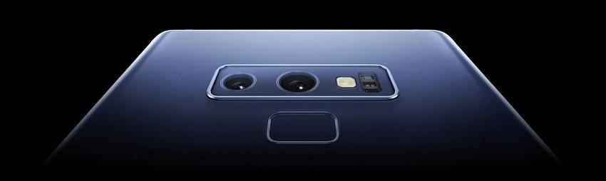 Samsung Galaxy Note9; čítačka odtlačkov prstov; duálny fotoaparát