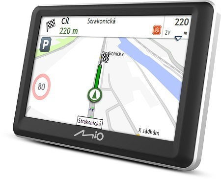 GPS navigácia Mio